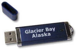 Glacier Bay Explorer flashdrive